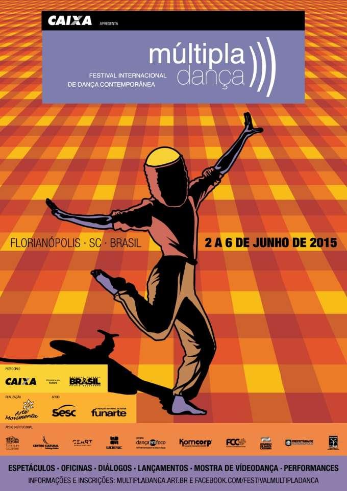 8° Múltipla Dança - Festival Internacional de Dança Contemporânea