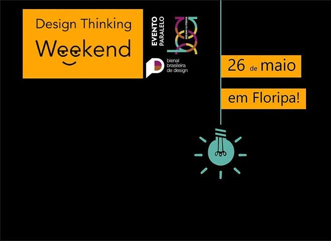 Palestra Gratuita Design Thinking Weekend