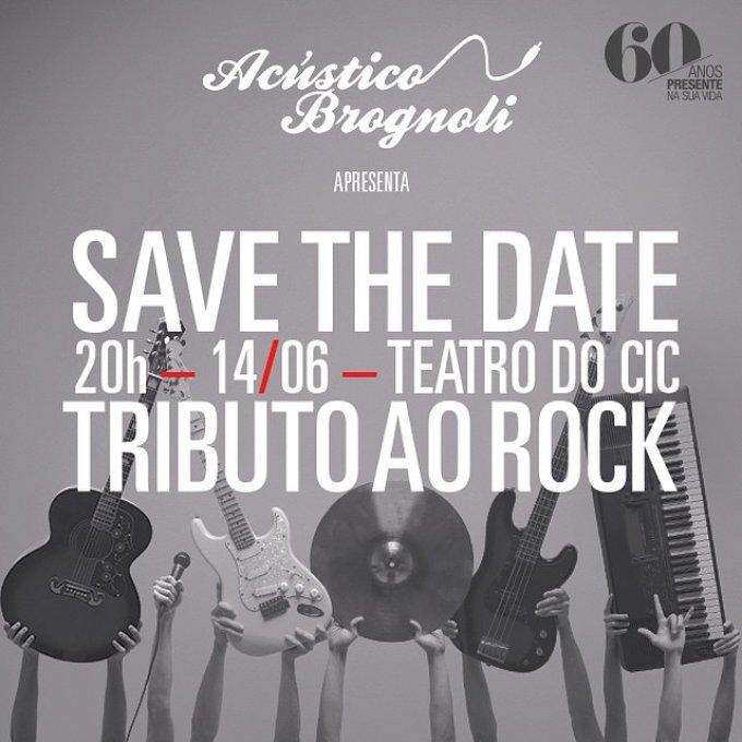 11ª edição do Acústico Brognoli - Tributo ao Rock
