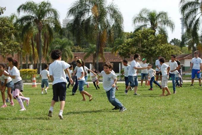 Palestra gratuita sobre a prática escolar na disciplina de educação física