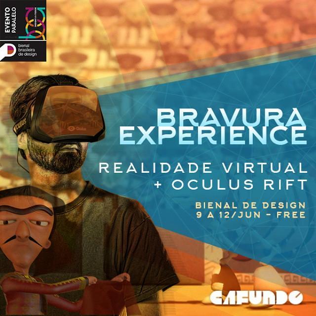Bravura Experience em Realidade Virtual
