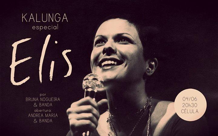 KALUNGA - especial Elis Regina