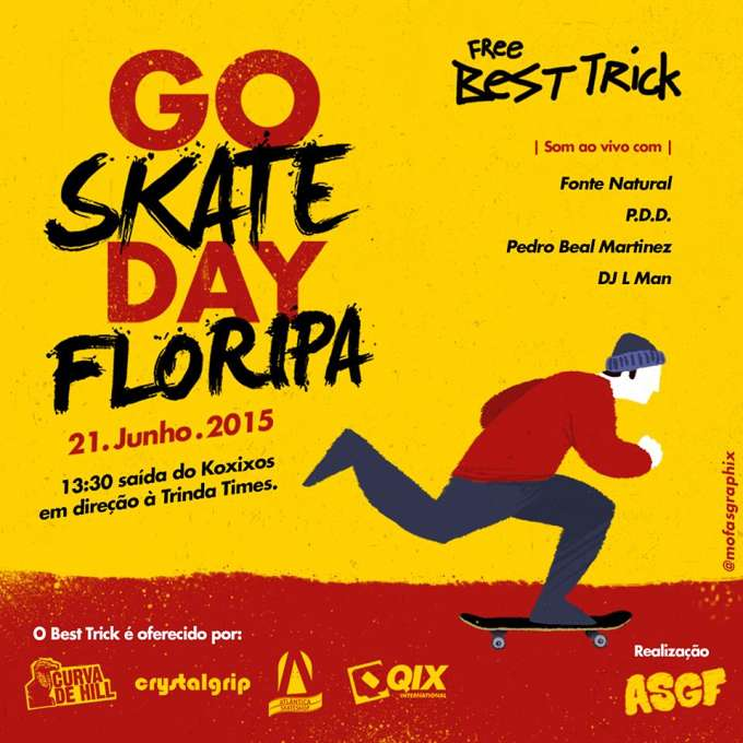 Go Skate Day Floripa - Best Tricks Gratuitos