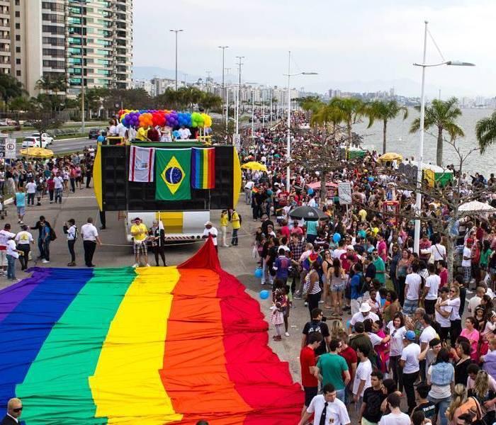 Parada da Diversidade Floripa 2015