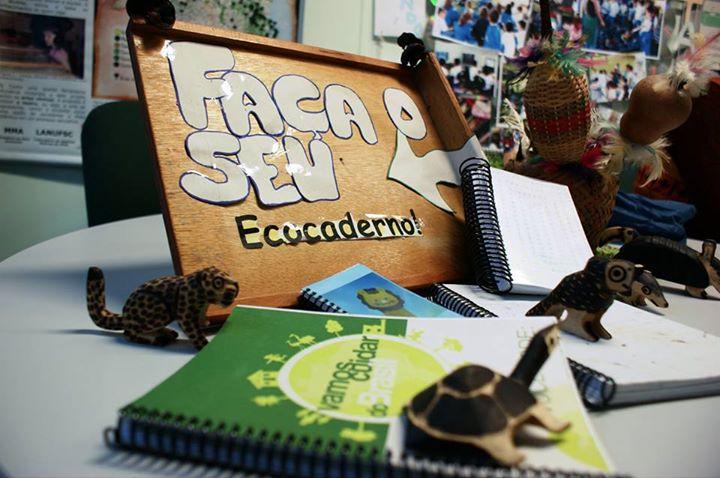 Sala Verde da UFSC promove Semana do Ecocaderno