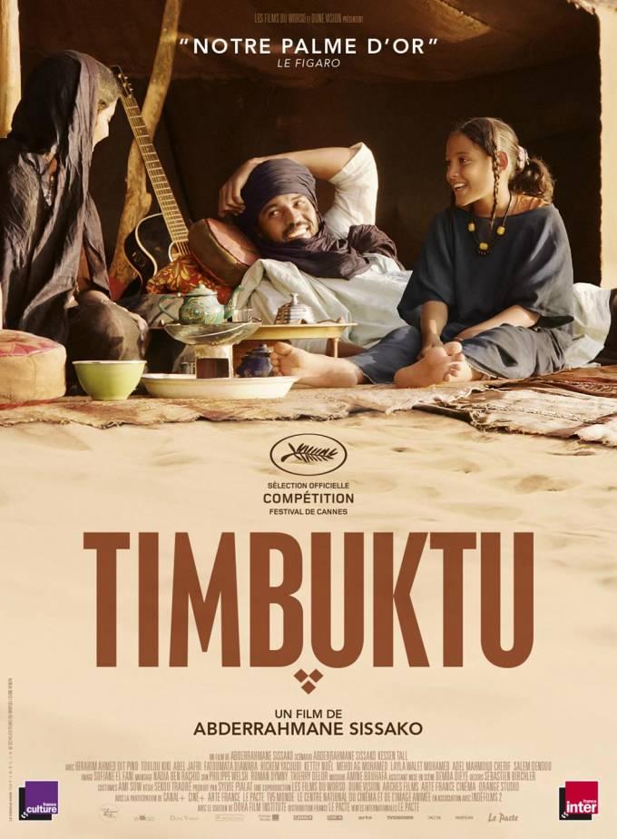"""Cine Paredão apresenta """"Timbuktu"""" e sorteia livro de Shakespeare"""