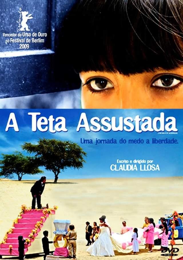 "Cineclube Badesc exibe ""A teta assustada"", de Claudia Llosa"