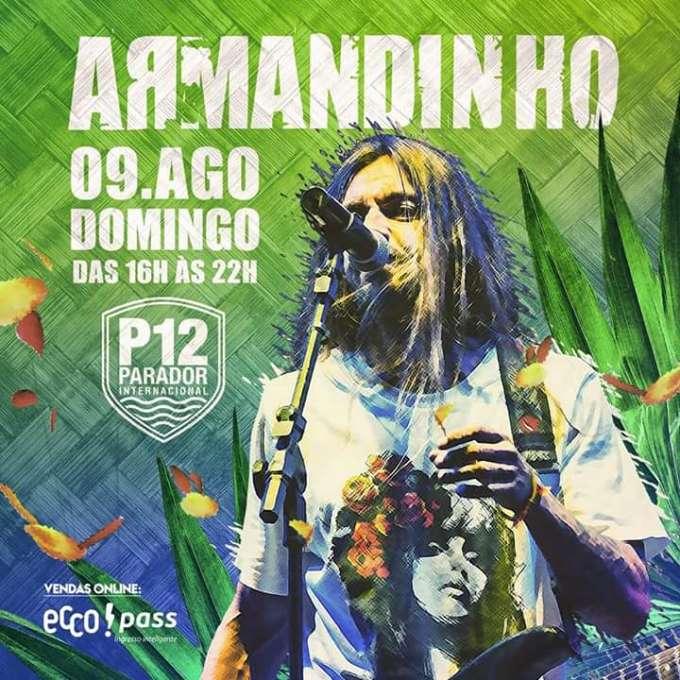 Show de Armandinho em Floripa