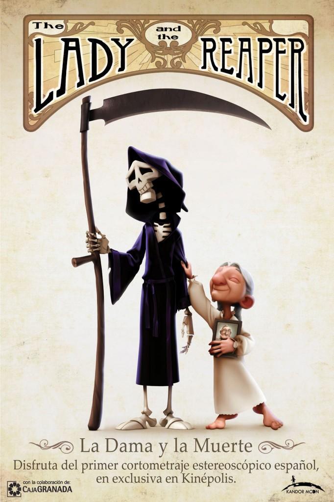 CineBuñuel exibe série de curtas de animação premiados