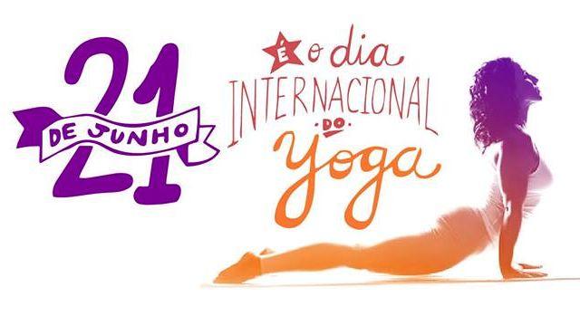 Meditação do Sol em comemoração ao primeiro Dia Internacional do Yoga
