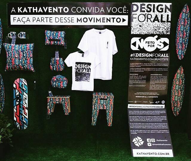 Exposição Design For All - Bienal Brasileira de Design