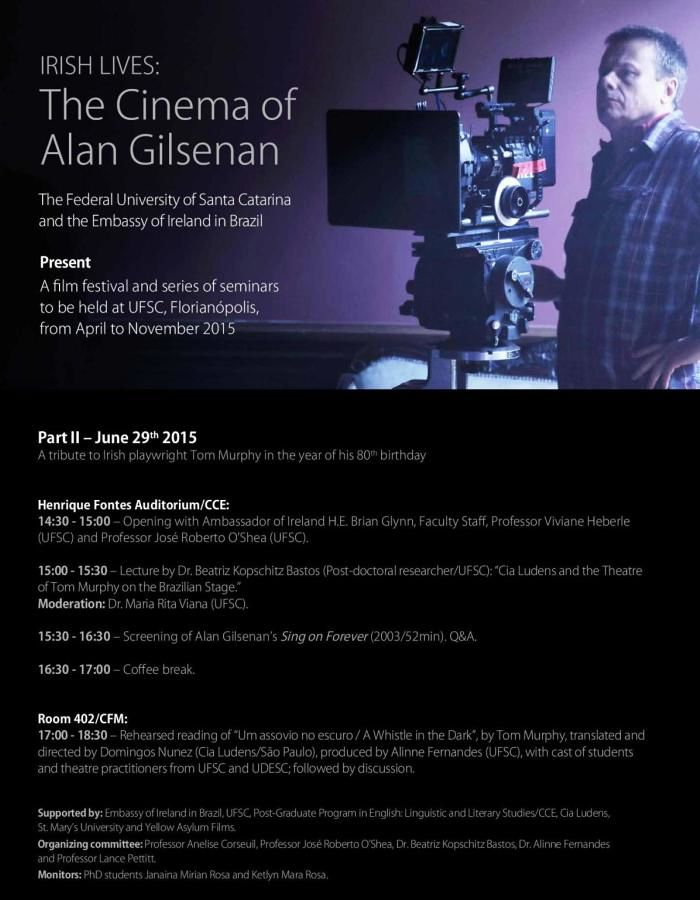 Irish Lives: The Cinema of Alan Gilsenan - Part II