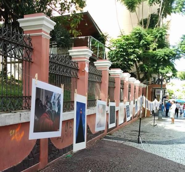 """3° Varal da Trajano apresenta """"Paixão Pelas Ruas"""", de Joaquim Araujo"""