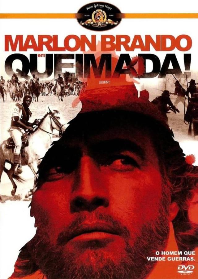 """Cineclube Badesc exibe """"Queimada!"""", de Gillo Pontecorvo (1969)"""