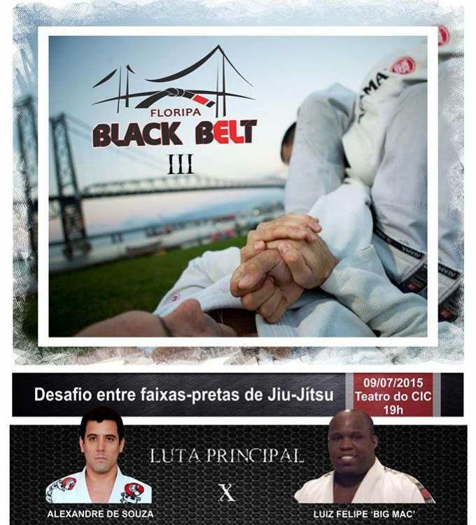 Floripa Black Belt III – desafio entre faixas-pretas de Jiu-Jítsu