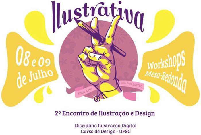2º Ilustrativa – Encontro de Ilustração e Design