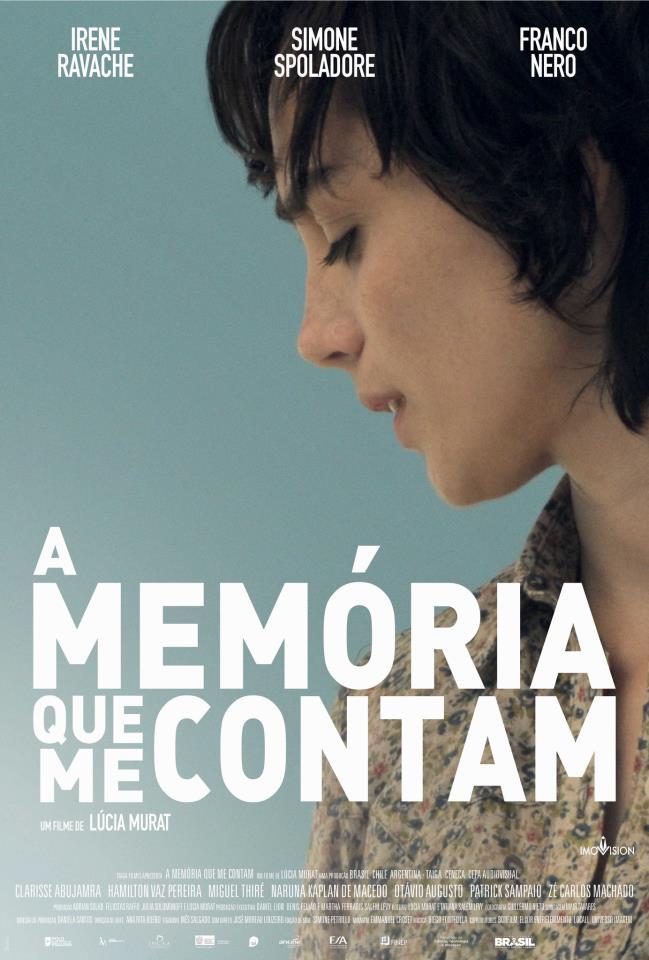 """Cine Sesc especial Ditadura exibe """"A memória que me contam"""", de Lucia Murat"""