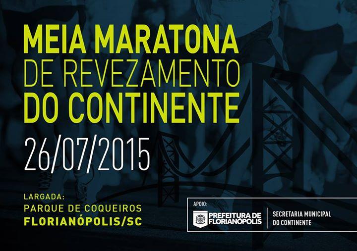 1ª Meia Maratona de Revezamento do Continente