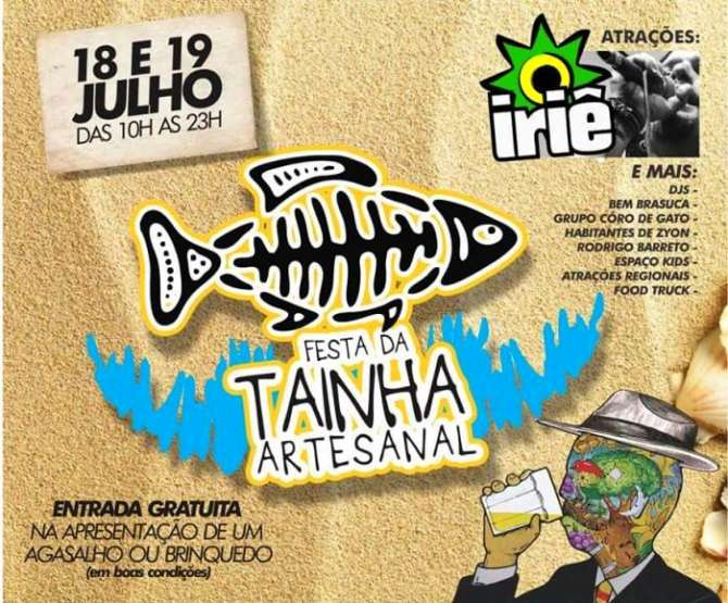 Festa da Tainha Artesanal na Barra da Lagoa