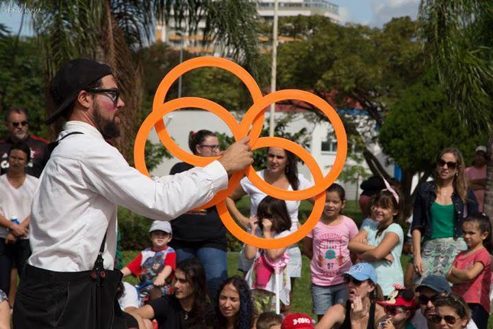 Território das Artes apresenta Palco Aberto Ocupa Circo com espetáculos a céu aberto