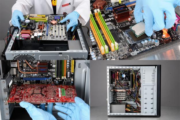 Inscrições para curso gratuito de manutenção de computadores para jovens