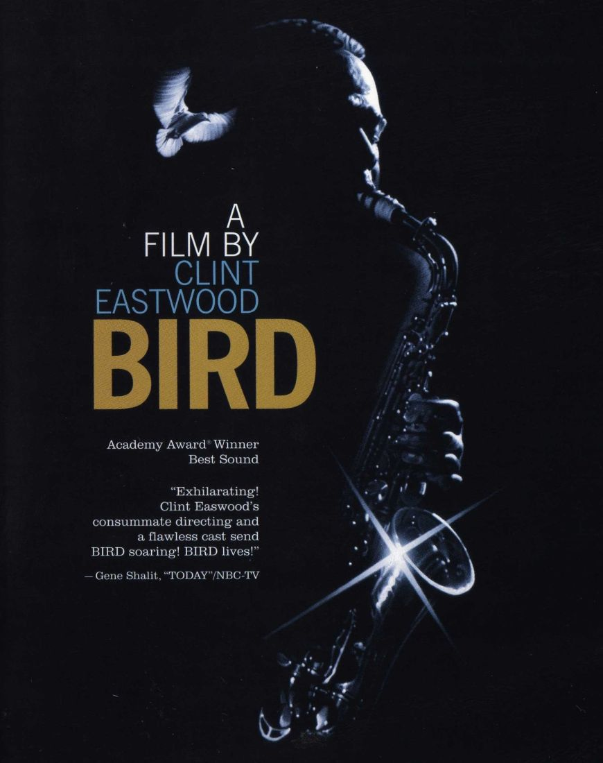 "Clássicos do Jazz: filme ""Bird"", de Clint Eastwood"