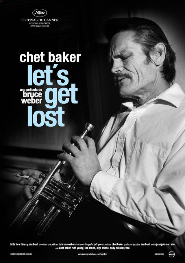 "Clássicos do Jazz: filme ""Let's Get Lost"", de Bruce Weber"