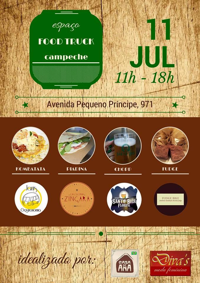 Primeiro Espaço Food Truck do Campeche