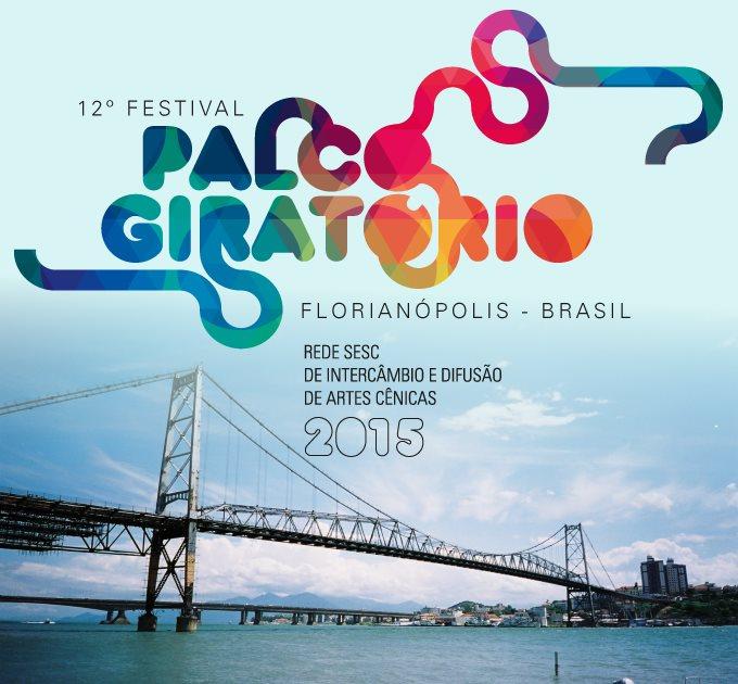 12º Festival Palco Giratório terá programação gratuita por 30 dias