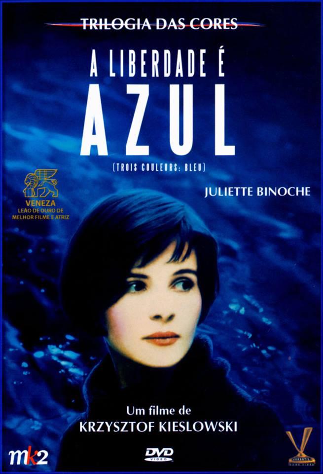 """Cineclube Badesc exibe """"A liberdade é azul"""", de Krzysztof Kieslowski"""