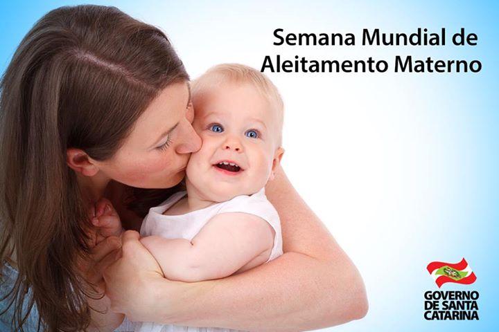 24ª Semana Mundial de Aleitamento Materno (SMAM)