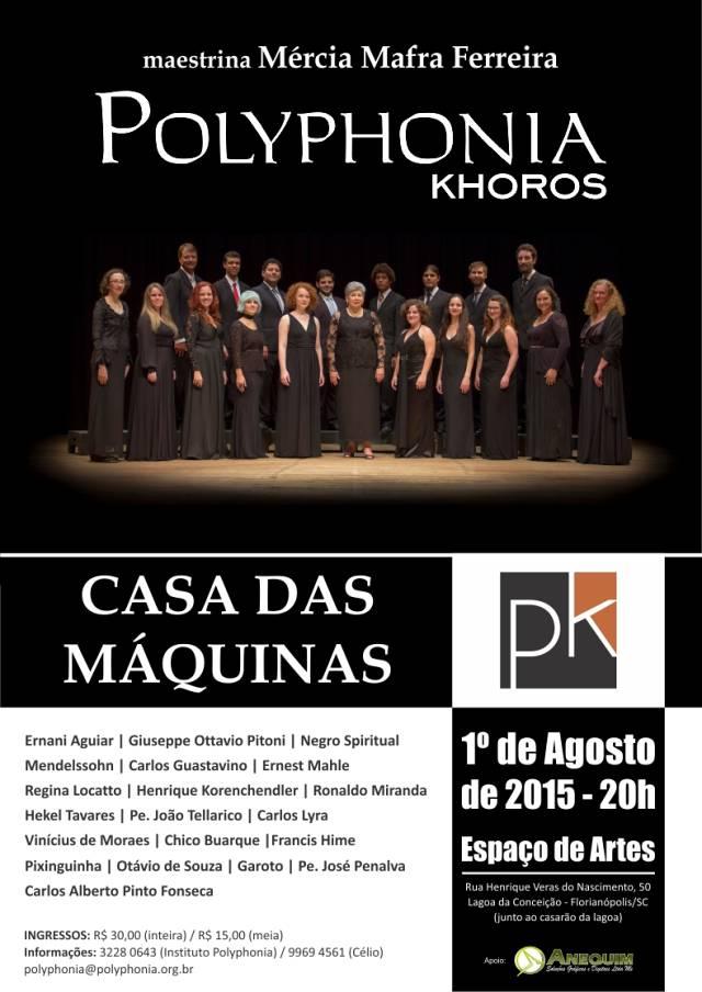 Polyphonia Khoros 15 anos de trajetória