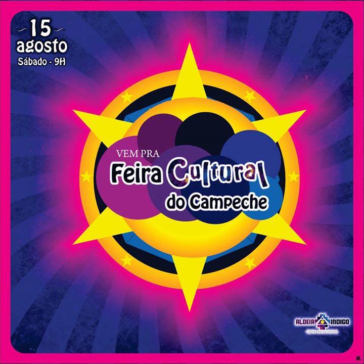 Feira Cultural do Campeche - Edição de Agosto