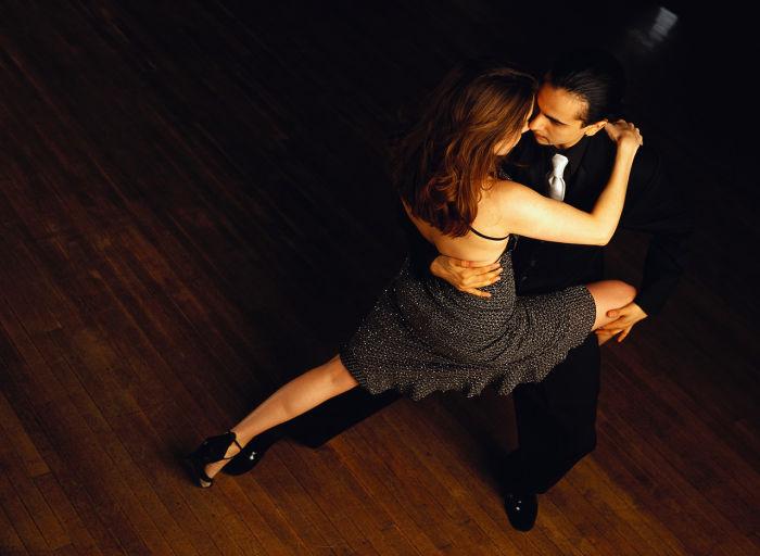 Aula Aberta Gratuita de Tango