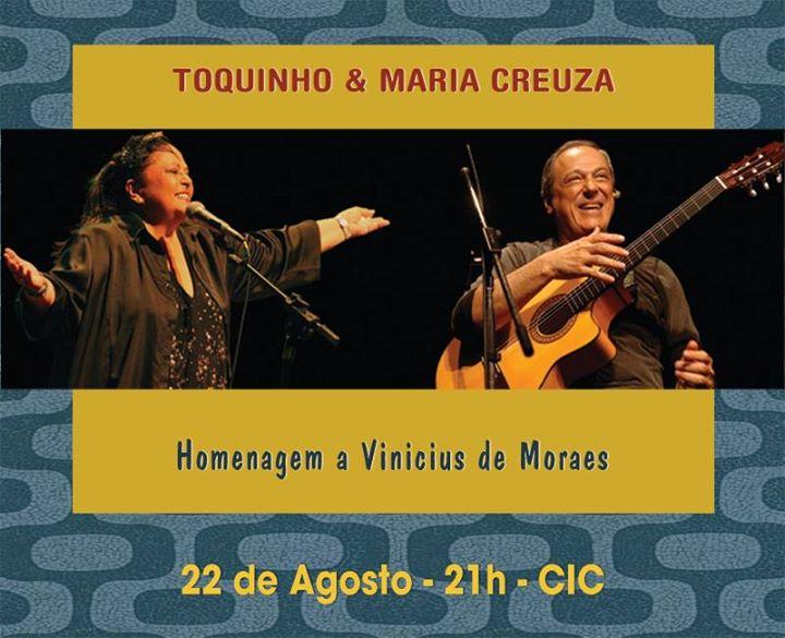 Toquinho e Maria Creusa, Homenagem a Vinicius de Moraes