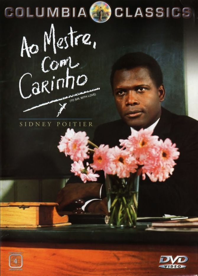 "Cinema, Chá & Cultura exibe ""Ao mestre, com carinho"" (To Sir, with love)"