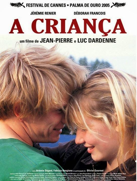"Cineclube Badesc exibe ""A criança"", de Luc e Jean-Pierre Dardenne"