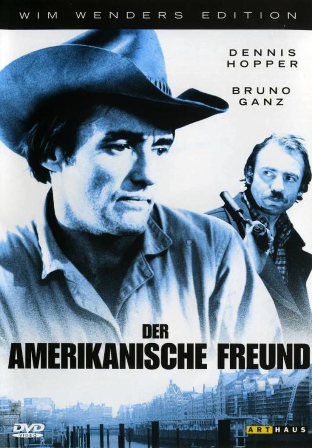 """Cineclube Badesc exibe """"O Amigo Americano"""", de Wim Wenders"""