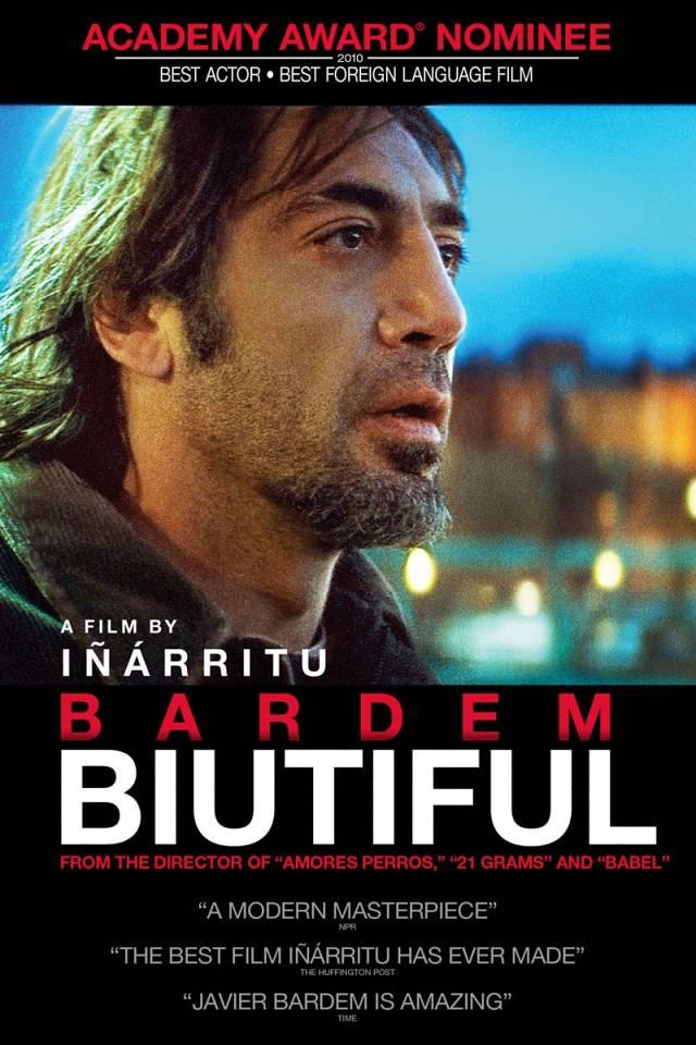 """""""Cine y Charla"""" exibe filme """"Biutiful"""", de Alejandro González Iñárritu"""