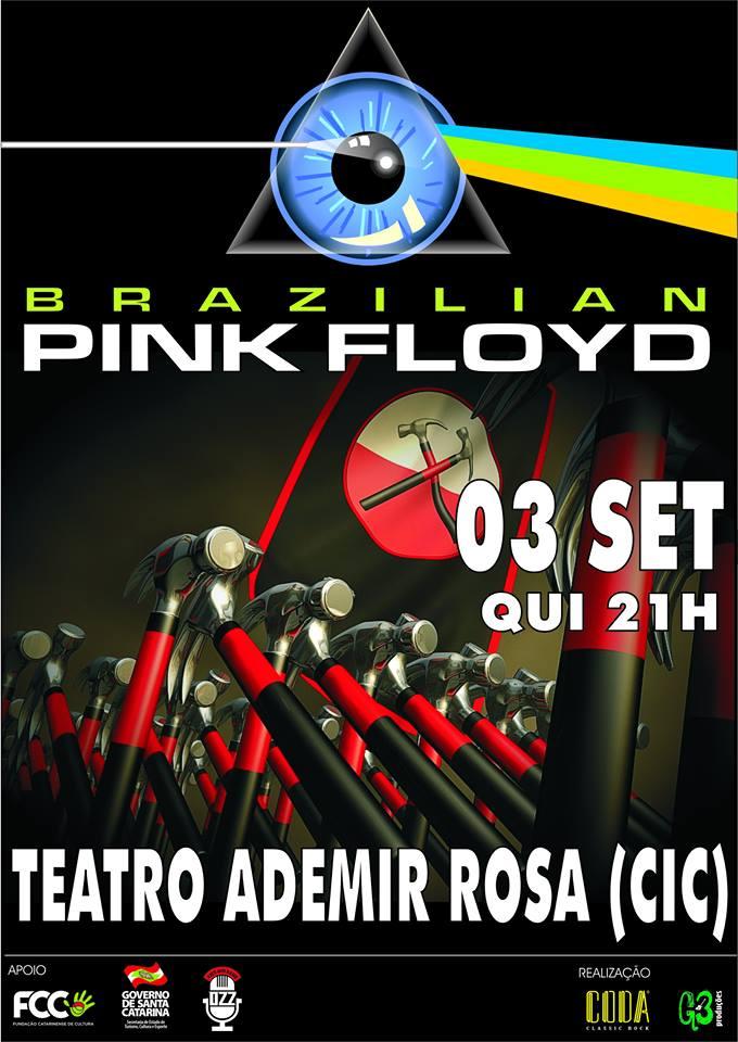 Espetáculo Brazilian Pink Floyd