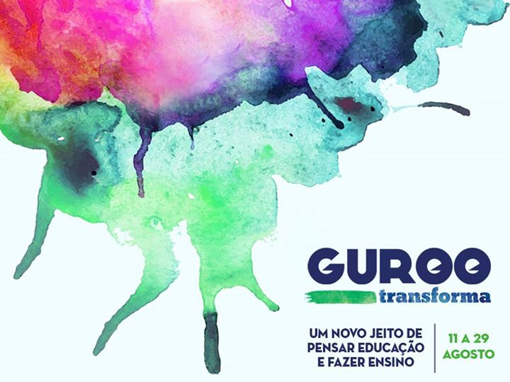 1º GUROO Transforma oferece oficinas gratuitas de artes