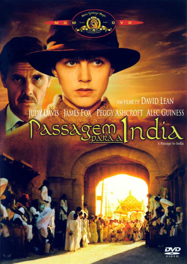 """Cinema, Chá & Cultura exibe """"Passagem para a Índia"""" (1984) de David Lean"""