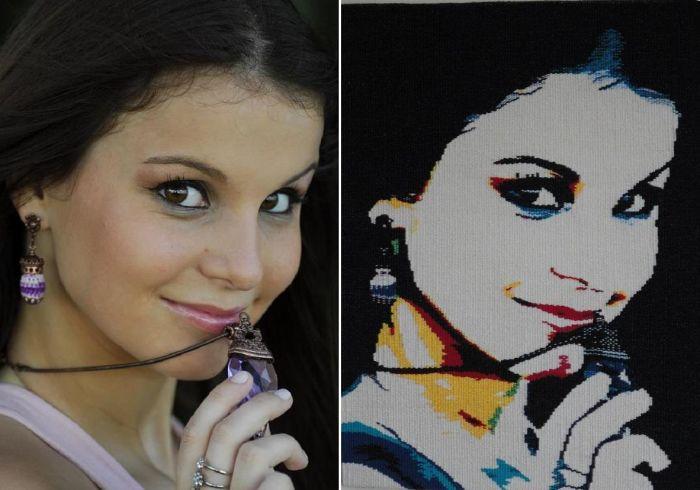 """Mostra visual """"Entrenós, quem sois vós"""", com trabalhos têxteis contemporâneos"""