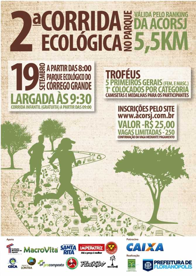 2ª Corrida Ecológica