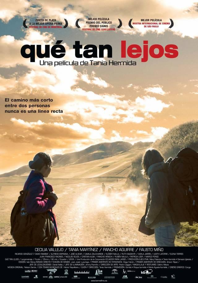 """CineBuñuel exibe """"Qué tan lejos"""" (Equador, 2006), de Tania Hermida"""