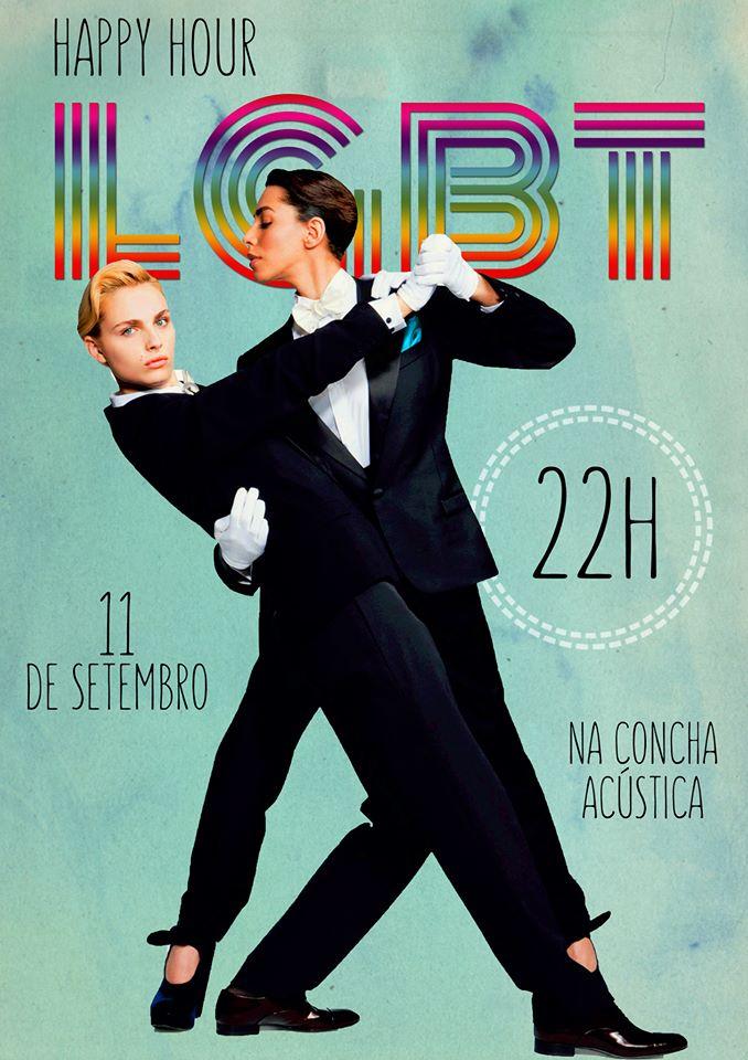 HAPPY HOUR LGBT - Cinema UFSC