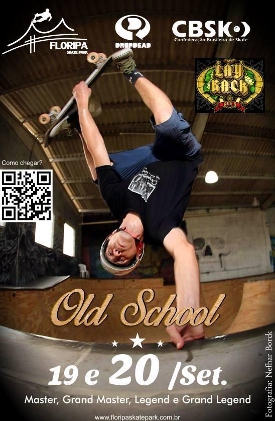 Etapa Floripa Skate Park Old School