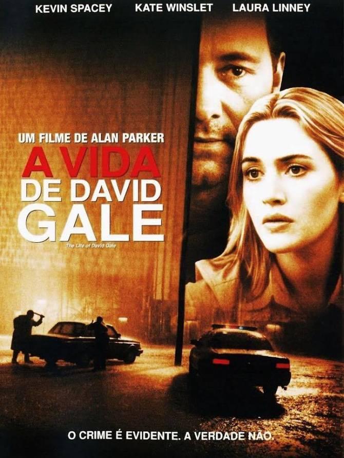 "II CineCAXIF discutirá ""A Vida de David Gale"", do premiado diretor Alan Parker"