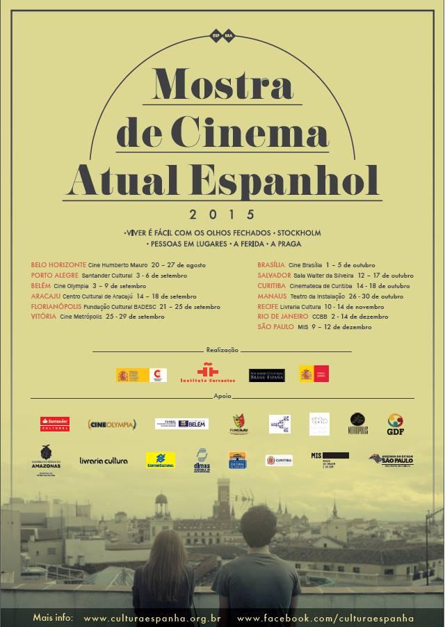 Mostra de Cinema Atual Espanhol 2015