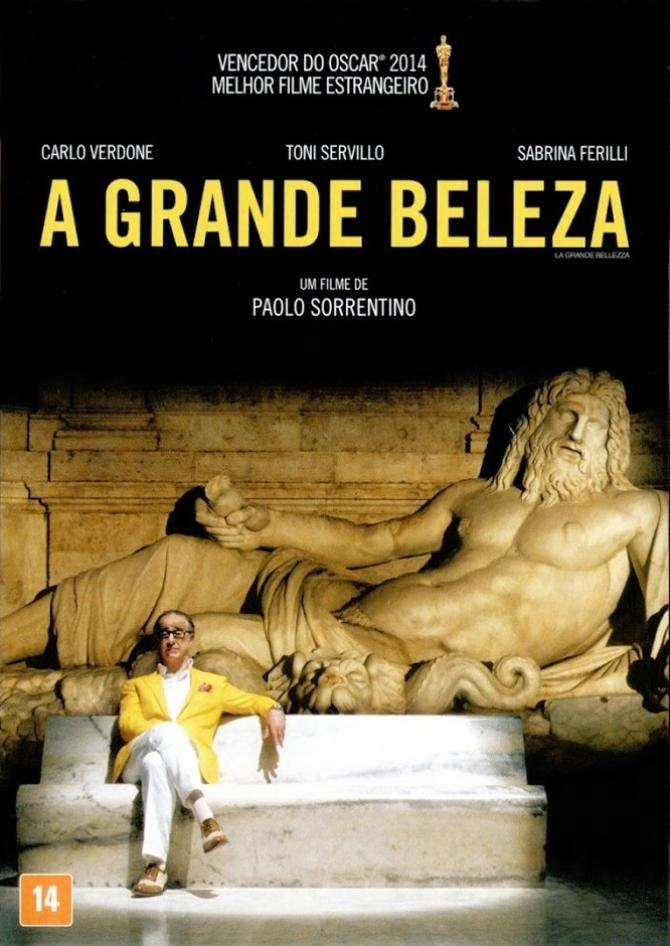 """Cineclube Badesc exibe """"A grande beleza"""" (2013) de Paolo Sorrentino"""